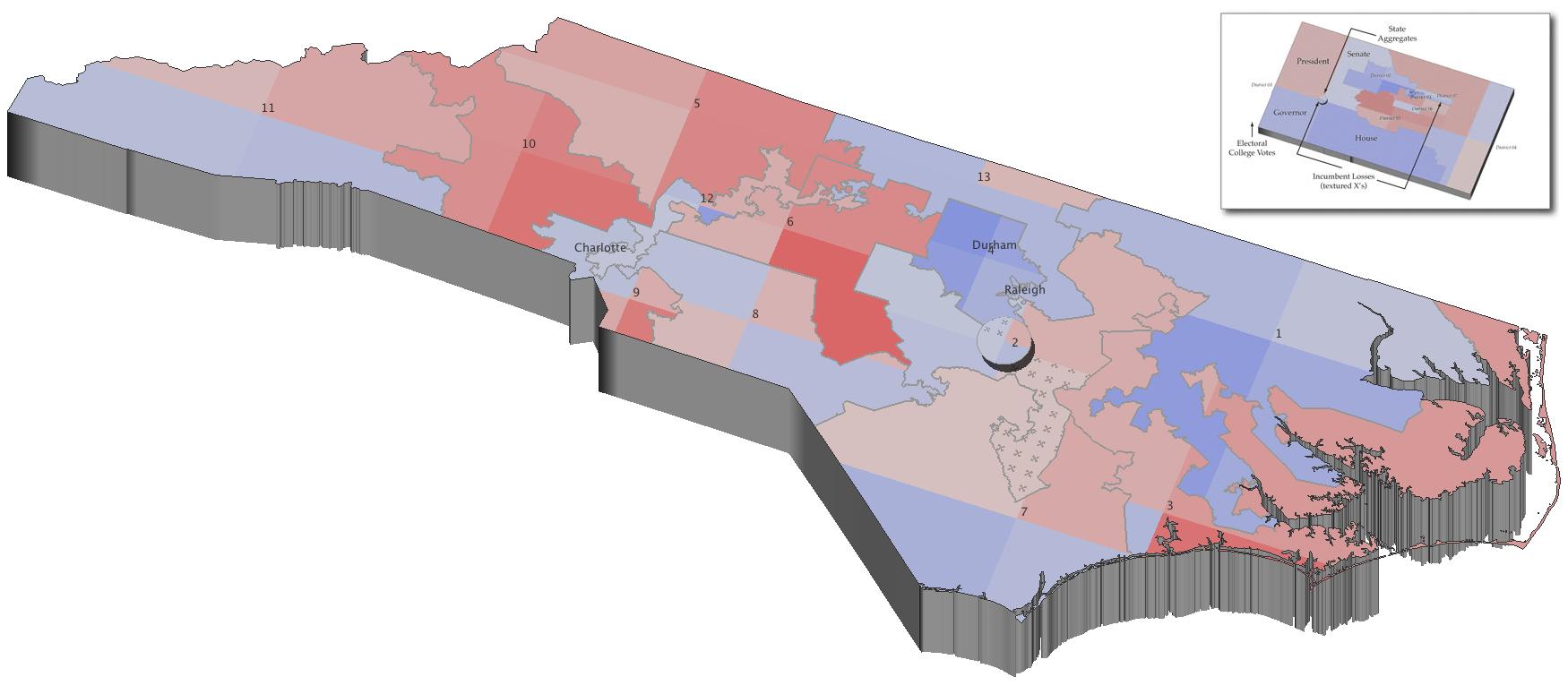 2010 U.S. Election Visualizations