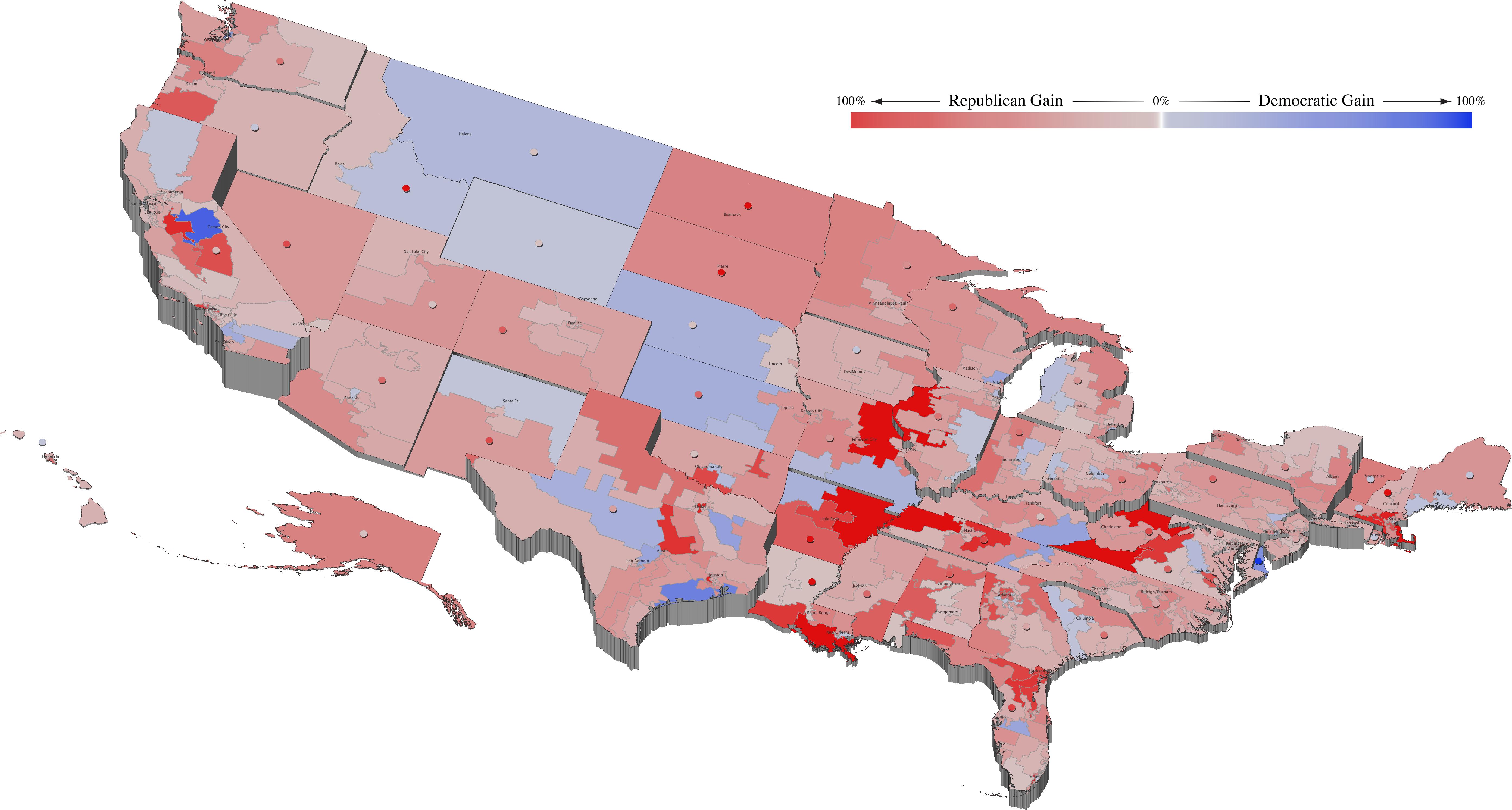 2014 U.S. Election Visualizations